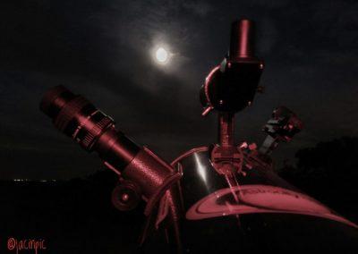 Luna en Radiquero