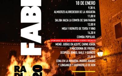 San Fabián 2020 – 17 y 18 de enero