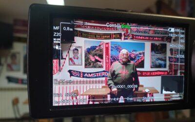 Radiquero, en el programa 'Encontrados' de Aragón TV