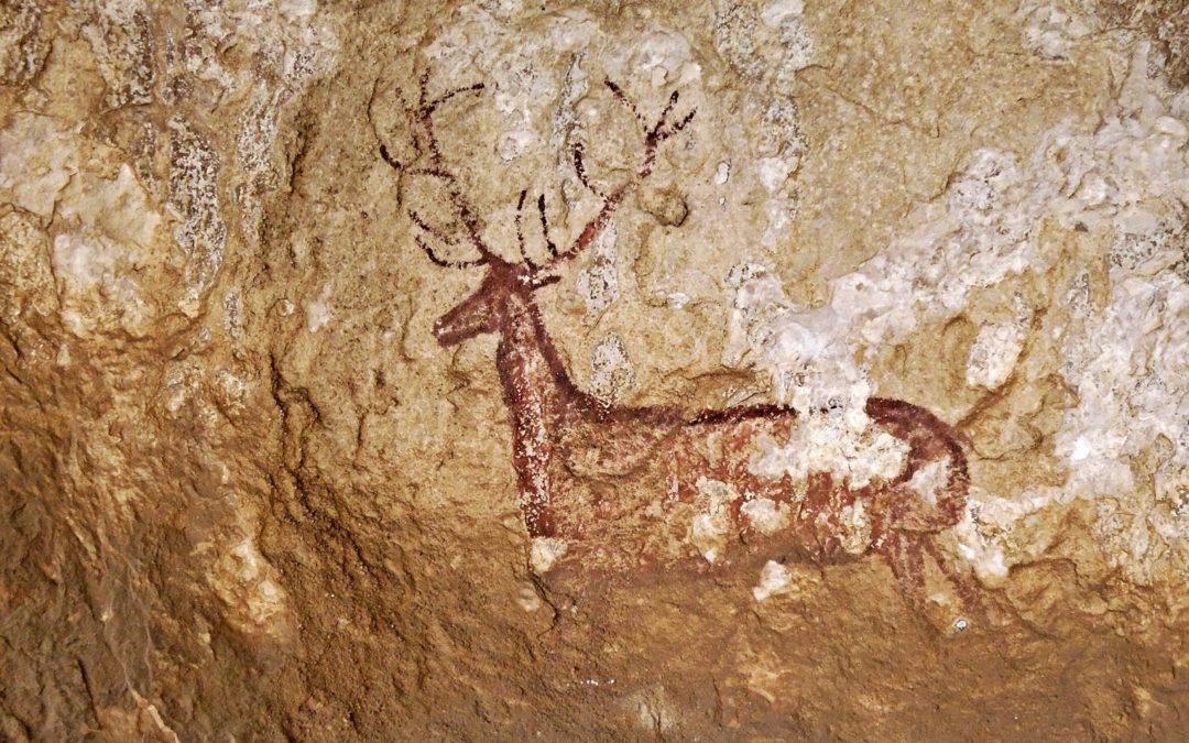 Arte rupestre del Parque Cultural del río Vero