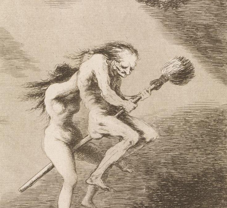 Brujas en el Vero