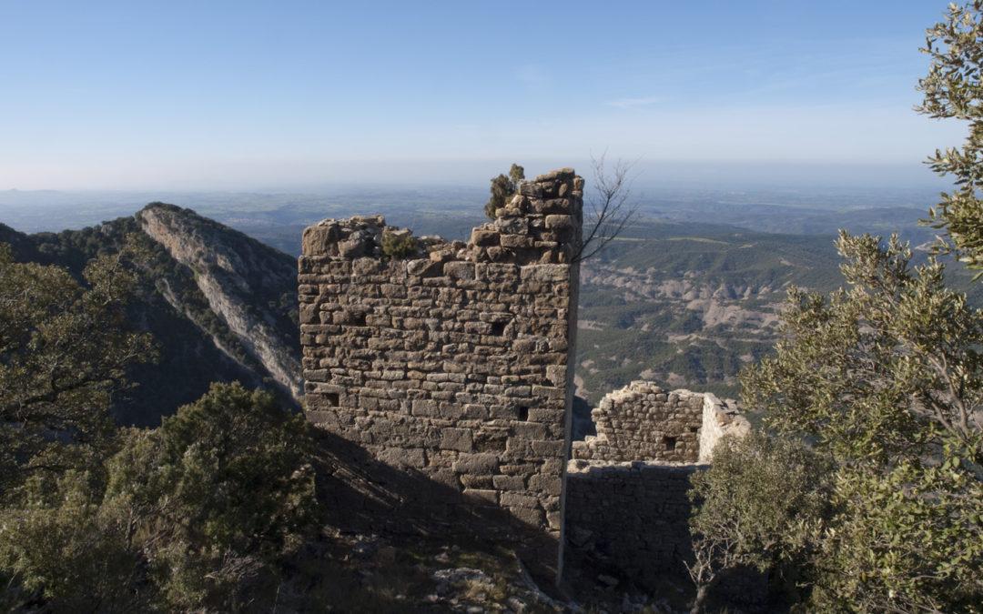 Por el Mesón al castillo de Los Santos