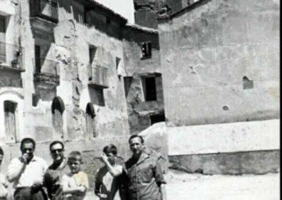 Frontón de Peraltilla 1965