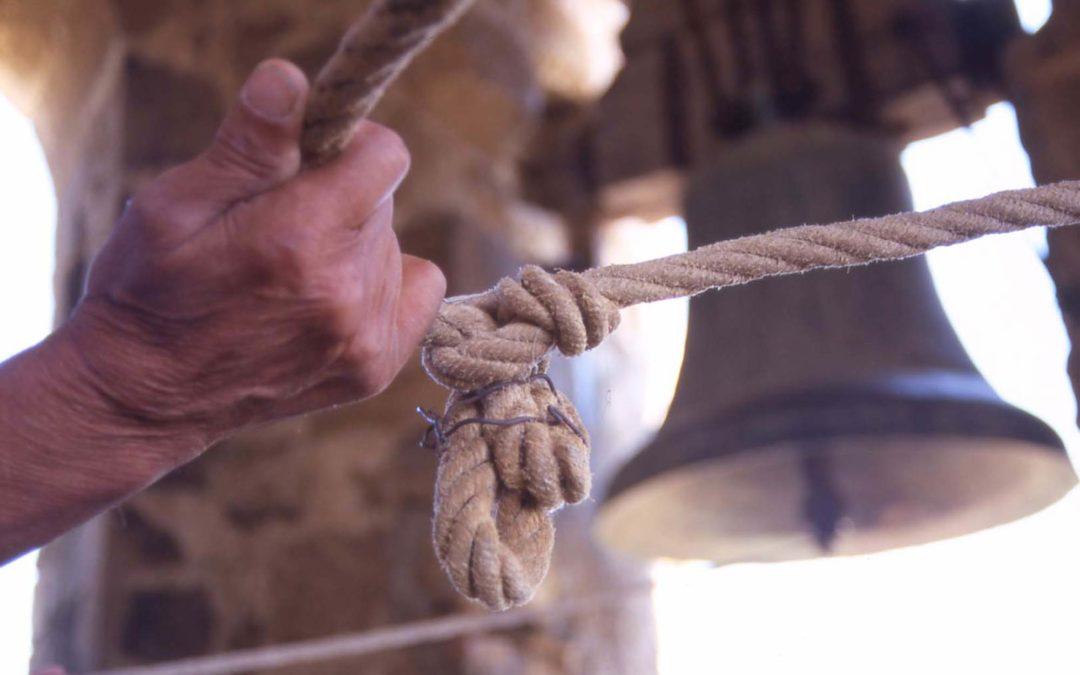 Campanas y campaneros en Salas Altas
