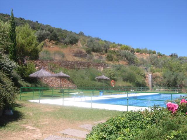 Oferta de trabajo mantenimiento piscinas municipales Alquézar 2019