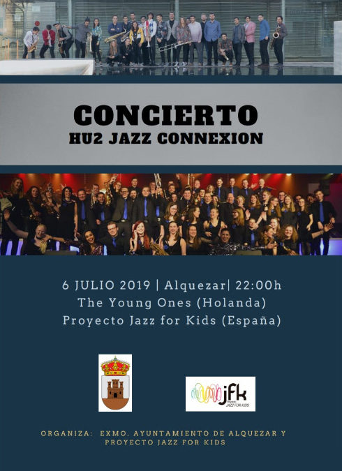 Concierto HU2 Jazz Connexion en Alquézar
