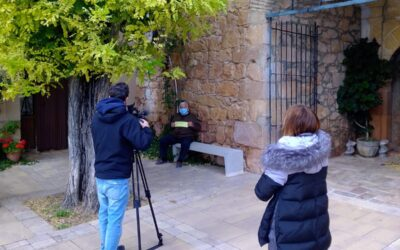 Radiquero, el 16 de enero, en el programa 'Encontrados' de Aragón TV